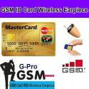 Микронаушник c GSM модулем - не требующий индукционную петлю
