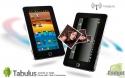 Андроид 2.2 планшетный телефон с 7 дюймовым сенсорным экраном (четырёхдиапазонный GSM, WIFI, камера)