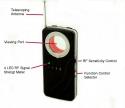 Лазерный детектор камер и жучков