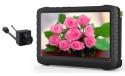 комплект беспрводной четырехканальной видеокамеры на 5,8 Ghz и приемника с монитором