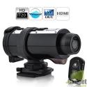 Водонепроницаемая видео камера 720Р HD с пультом управления