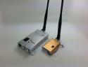 Цифровой малогабаритный комплект передатчик 1.2 Ггц мощностью 5ватт/приемник/мини камера