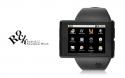 Часы – смартфон (ОС Андроид 2.2, ёмкостный экран – 2 дюйма, микро SD – 8Гб, камера 2 Мр)