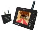 Приемник/передатчик видеосигнала  с монитором