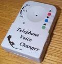 портативный изменитель голоса