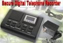 Професиональный стационарный диктофон